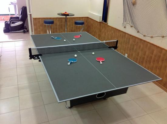 Table de billard/ Ping-Pong